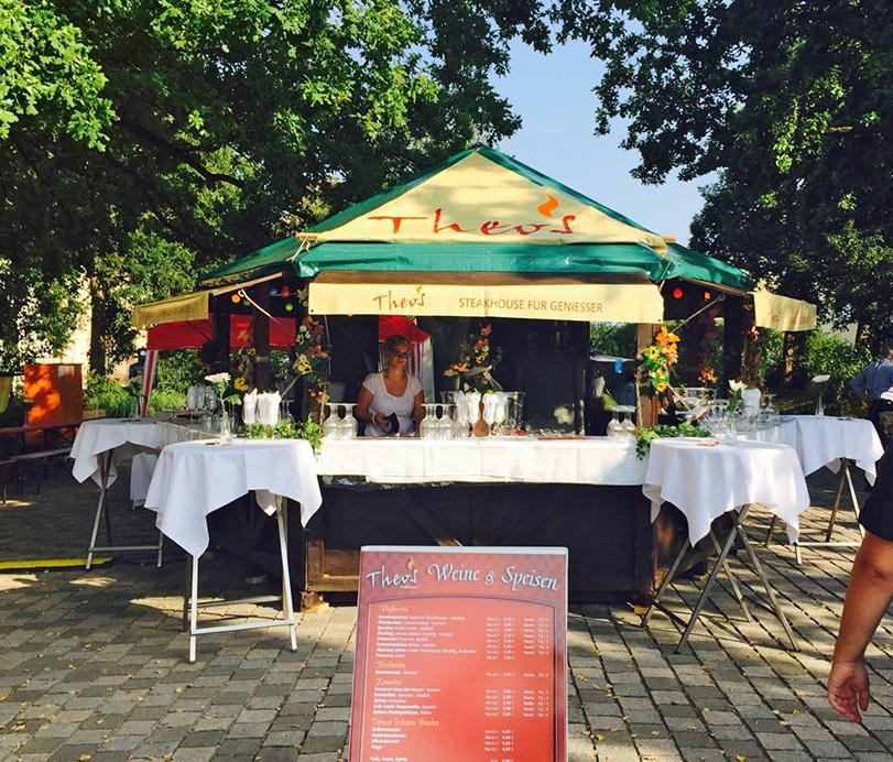 Veranstaltungen - Weinfest Neuruppin